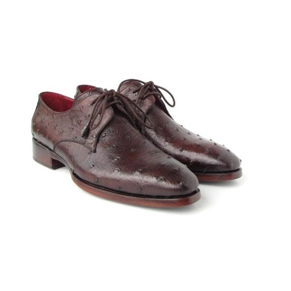 Derby Blucher Genuine Shoes 217