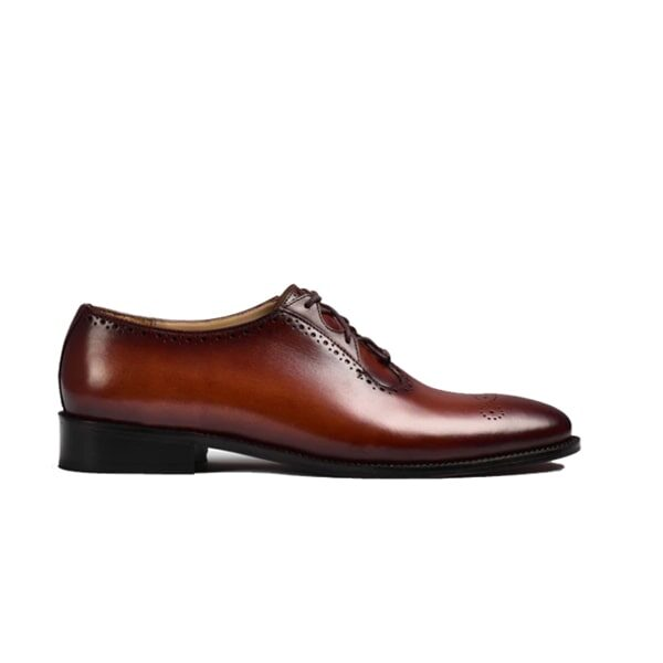 oxford Classic Medallion Toe Shoes