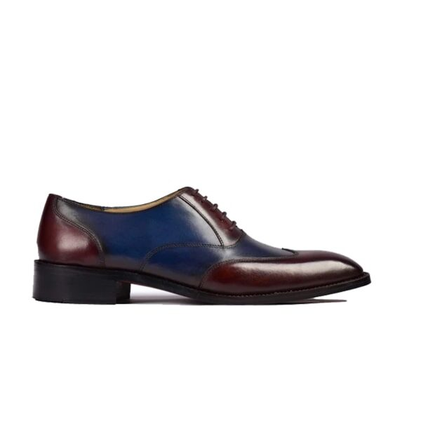 Oxford Two Toned Dress up Shoes