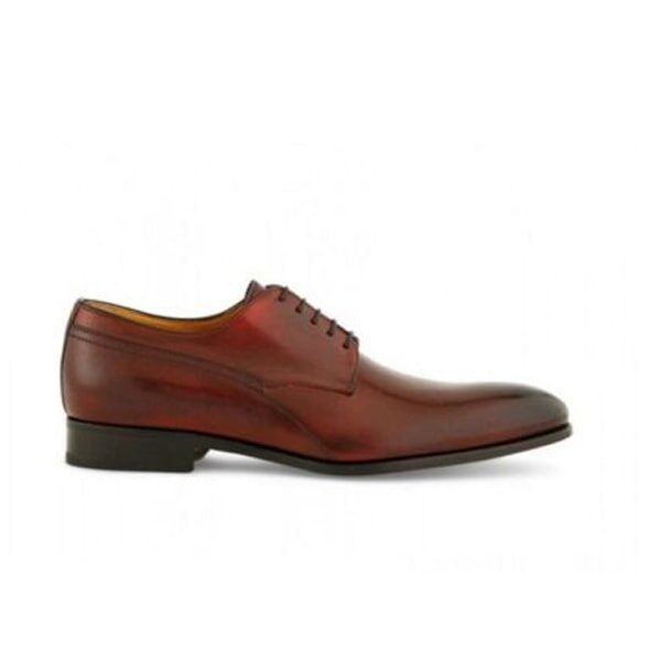 Derby Blucher Plain Toe Shoes 222
