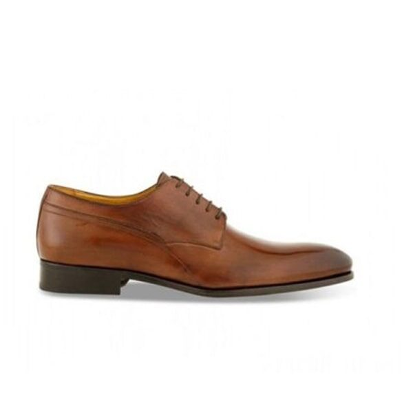 Derby Blucher Plain Toe Shoes 223