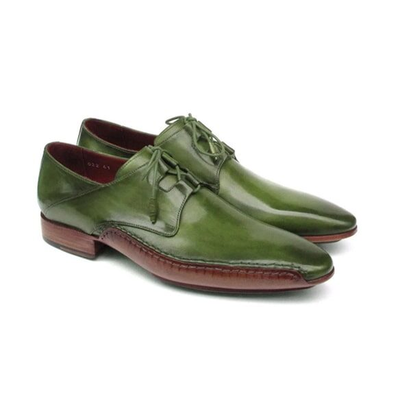Oxford Ghillie Lacing Shoes 276