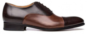 Oxford Captoe Shoes | Italian leather shoes
