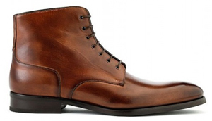 Italian leather boots for men - Italian shoes co.