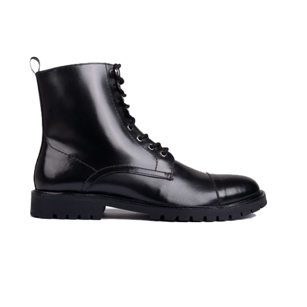 Derby High Ankle Boots