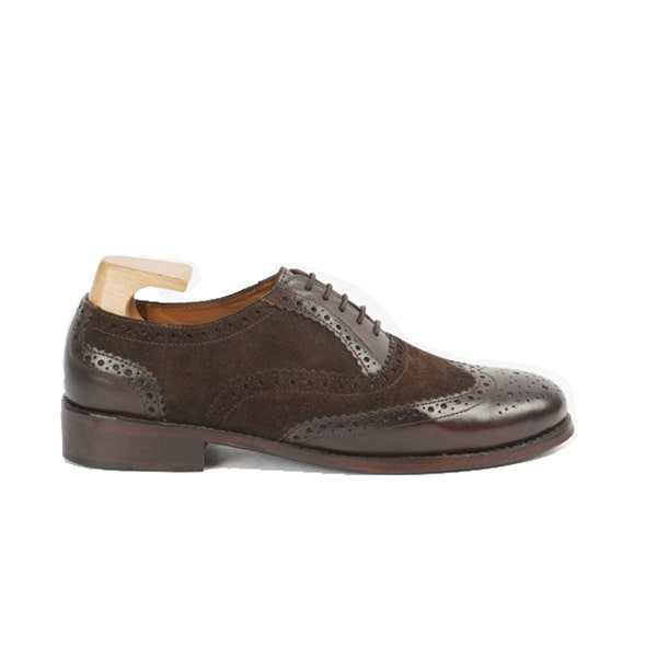 Wingtip Oxford Brogue Shoes 313
