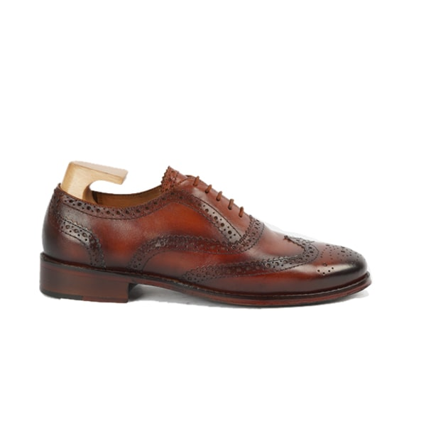 Wingtip Oxford Brogue Shoes 324