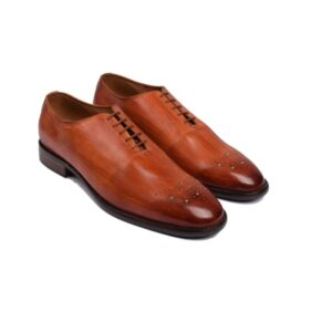 Wingtip oxford dress up italian shoes