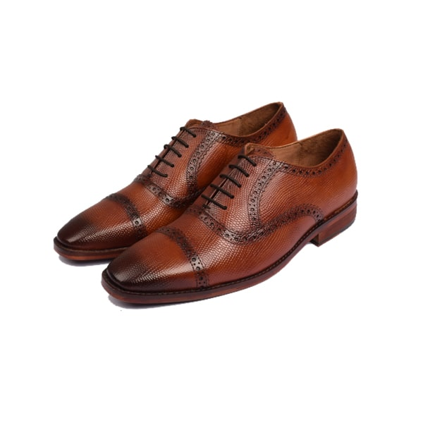 Wingtip Captoe Shoes