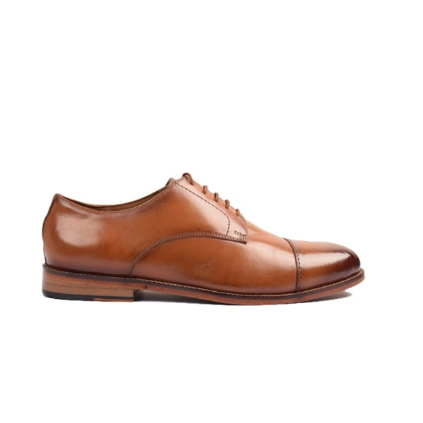 Derbys Blucher Captoe Shoes