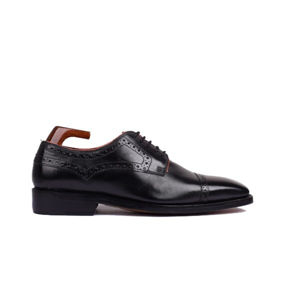 Wingtip Derby Captoe Shoes