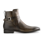 Jodhpur Boots Italian Leather Shoes For Man 635